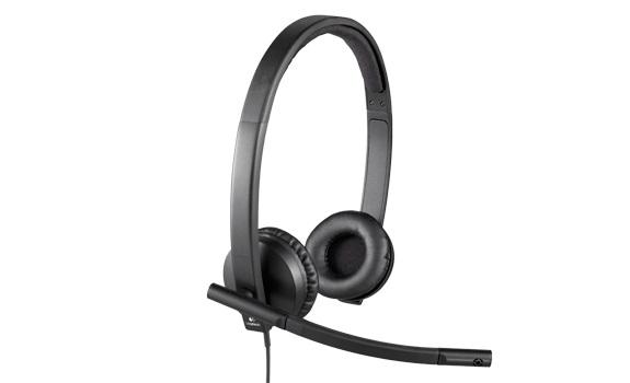 (981-000575) Гарнитура Logitech Headset H570e STEREO USB гарнитура logitech stereo headset h151 черный 981 000589