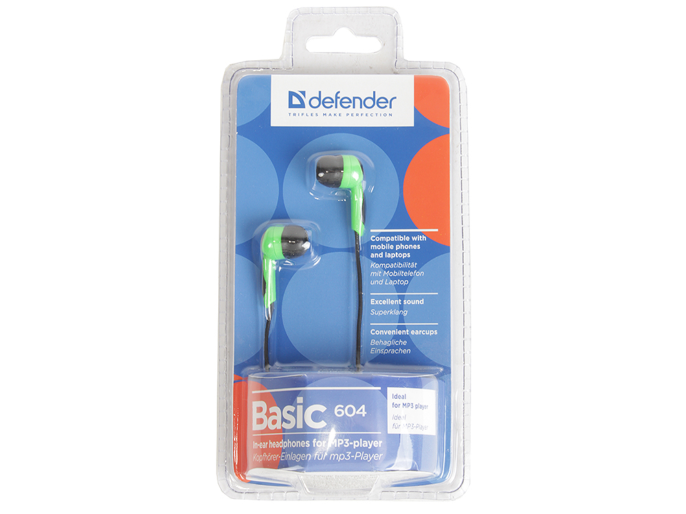 Basic-604 green basic 604 blue black