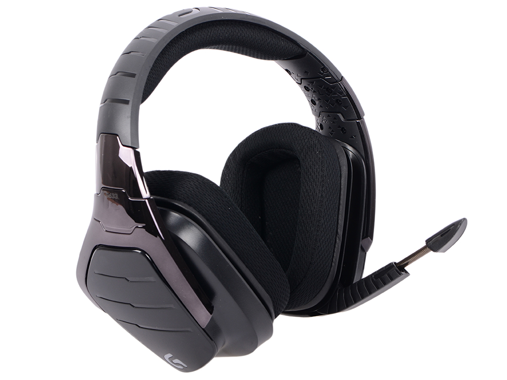 (981-000605) Гарнитура Logitech Gaming Headset RGB 7.1 Surround G633 цена