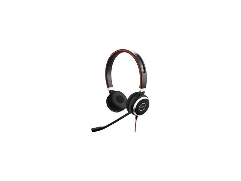 Гарнитура Jabra EVOLVE 40 UC Stereo 6399-829-209 гарнитура rock muma stereo rauo0512 space grey