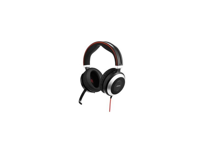 Гарнитура Jabra EVOLVE 80 UC Stereo 7899-829-209 гарнитура rock muma stereo rauo0512 space grey