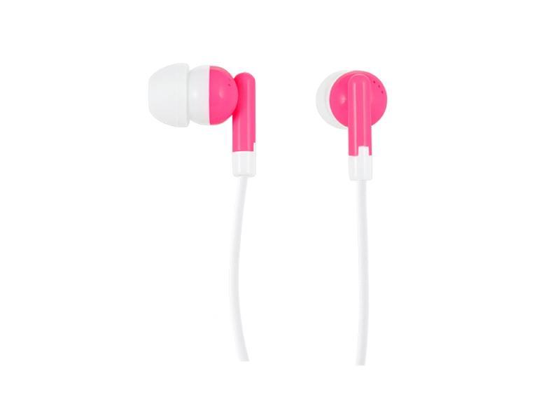 Наушники Perfeo NONAME розовый PF-NNM-PNK Проводные / Внутриканальные / Розовый / 20 Гц - 20 кГц / 100 дБ / Двухстороннее / Mini-jack / 3.5 мм гайдн йозеф альбом пьес переложение для виолончели и фортепиано