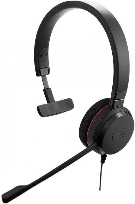 Гарнитура Jabra EVOLVE 20 MS Mono 4993-823-109 цена