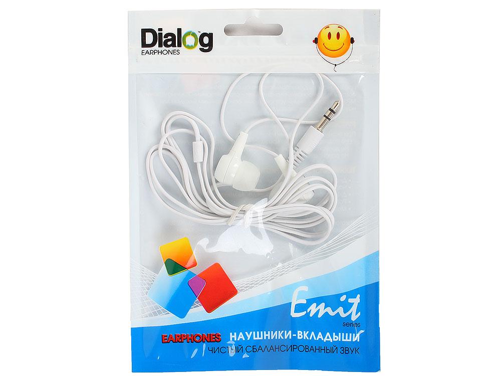 EP-10 white наушники dialog ep f55 серый