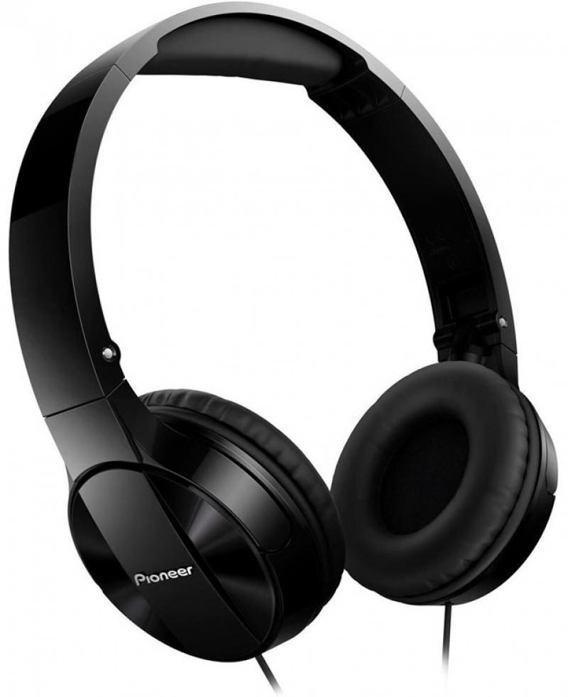 лучшая цена Наушники Pioneer SE-MJ503-K черный
