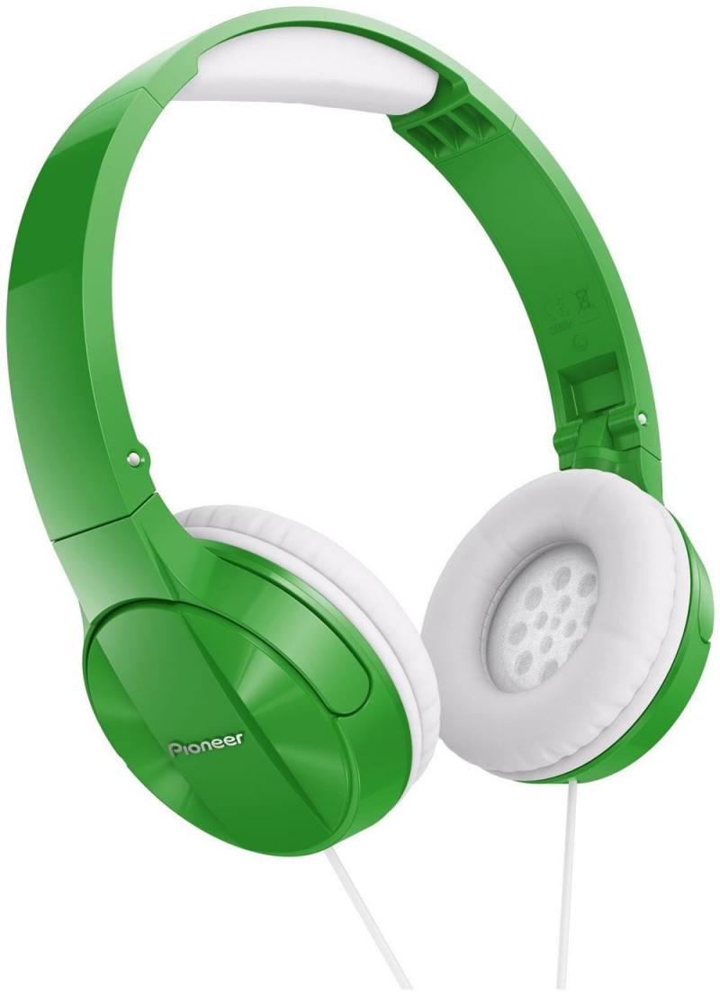 все цены на Наушники Pioneer SE-MJ503-G зеленый онлайн