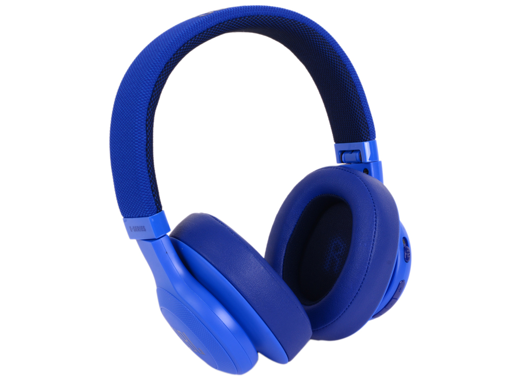 Наушники JBL E55BT Blue наушники oxion epo101 blue