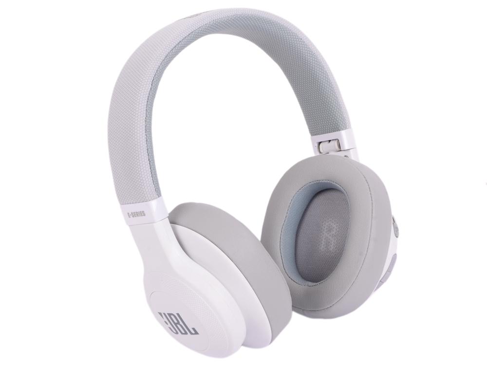 Наушники JBL E55BT White цена
