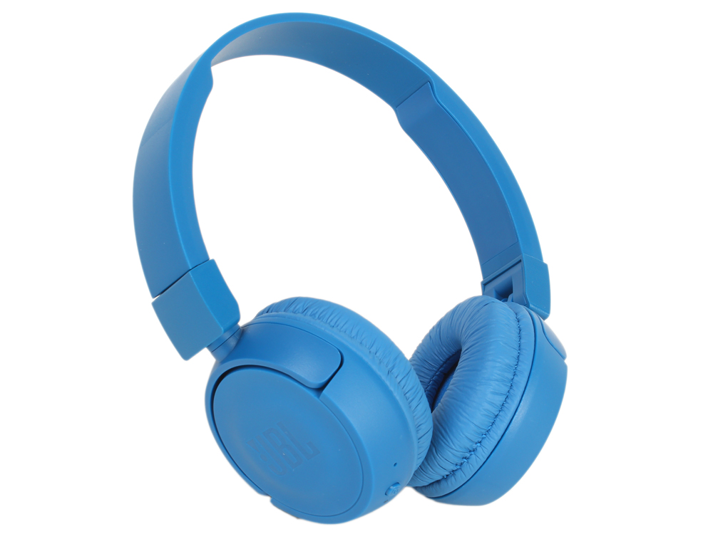 купить Наушники JBL T450BT Blue по цене 2580 рублей