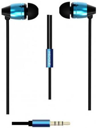Наушники Microlab K765P черно-синий microlab t967bt