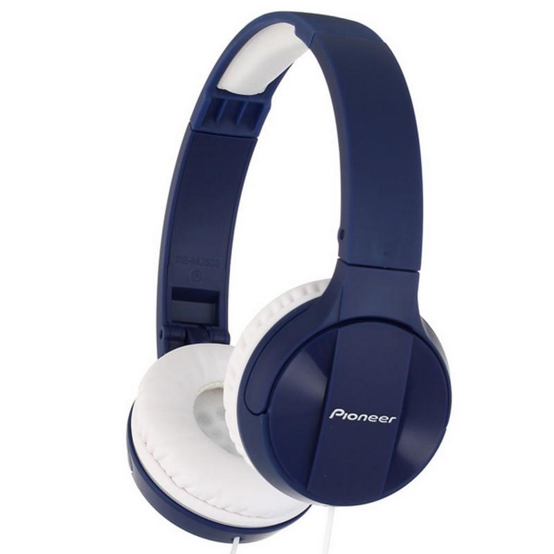 цена на Наушники Pioneer SE-MJ503-L синий