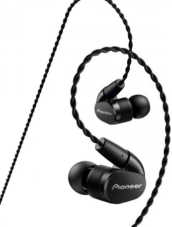 лучшая цена Наушники Pioneer SE-CH5T-K черный