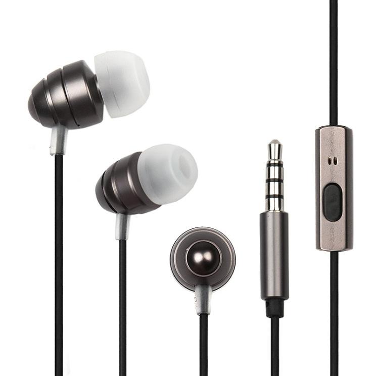 Гарнитура Dialog ES-F55 Gray Проводные с микрофоном / 20 - 20000 Гц