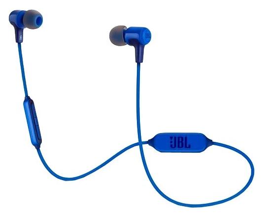 Гарнитура JBL E25BT синий цена