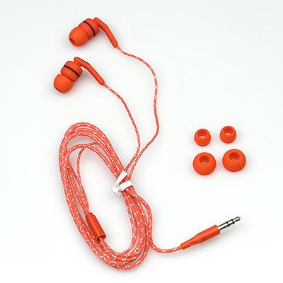 Наушники Dialog EP-F15 Red Проводные / Внутриканальные / Красный / 20 Гц - 20 кГц / Двухстороннее / Mini-jack / 3.5 мм ep 20