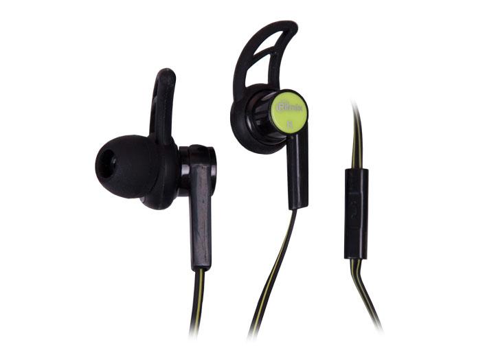 цена на Гарнитура Ritmix RH-126M черный/зеленый