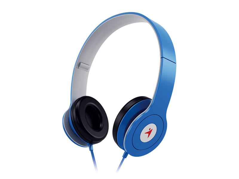 Гарнитура Genius HS-M450 синий стоимость