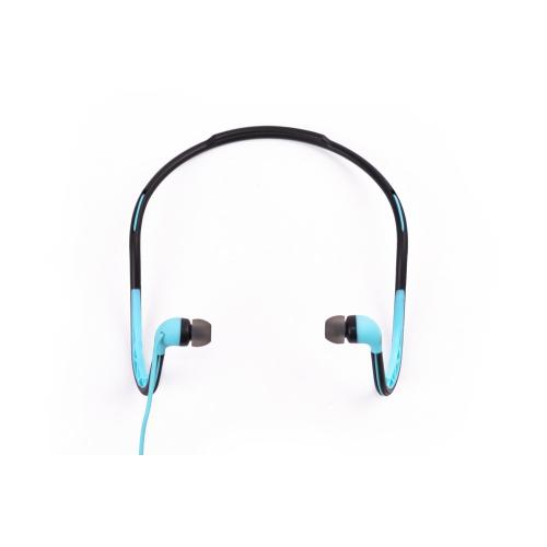 Наушники (гарнитура) HARPER HV-303 Blue Проводные / Внутриканальные с микрофоном / Голубые / 20 Гц - 20 кГц / Двухстороннее / Mini-jack / 3.5 мм наушники harper hb 303 беспроводные внутриканальные с микрофоном белые 20 гц 20 кгц двухстороннее