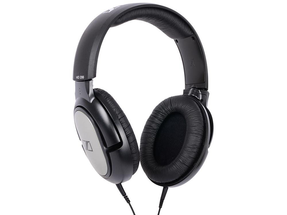 Наушники Sennheiser HD 206 черный Наушники Sennheiser HD 206 черный sennheiser mx 170