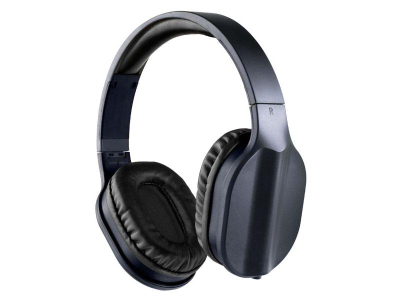 Гарнитура Perfeo DUAL (PF_A4002) Black Проводные / Полноразмерные с микрофоном / 20 - 20000 Гц / Одностороннее / miniJack 3.5 мм гарнитура