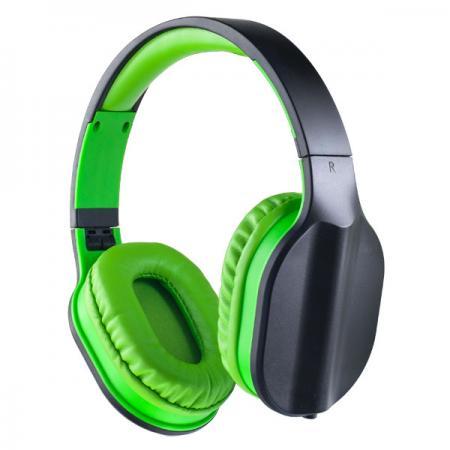 Гарнитура Perfeo PF_A4006 зеленый черный гарнитура cosonic cd 723mv черный
