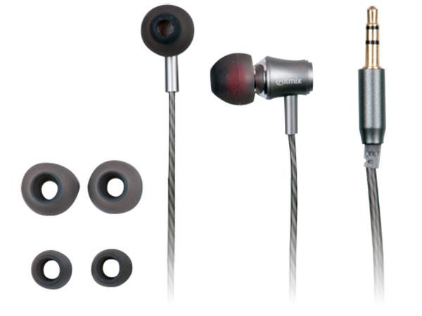 все цены на Наушники Ritmix RH-130 Grey Проводные / Внутриканальные / Серый / 20 Гц - 20 кГц / 92 дБ / Двухстороннее / Mini-jack / 3.5 мм онлайн
