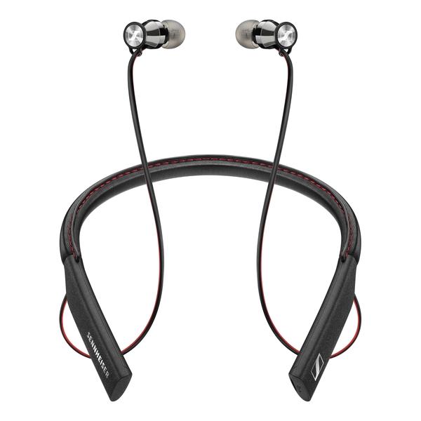 Наушники (гарнитура) Sennheiser MOMENTUM In-Ear Wireless M2 IEBT Black Беспроводные / Внутриканальные с микрофоном / 15 - 22000 Гц / 112 дБ / BlueTooth / до 10 ч / microUSB