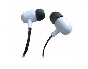 Гарнитура OLTO HBO-111 Black/White Беспроводные / Внутриканальные с микрофоном / 20 - 20000 Гц / BlueTooth гарнитура
