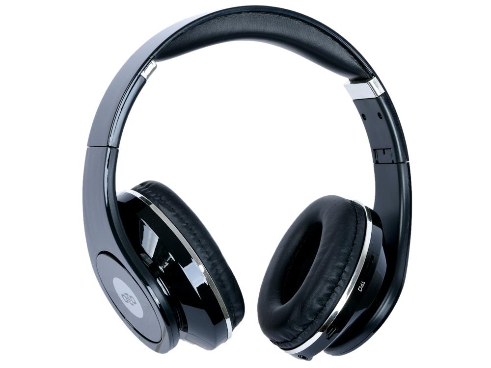 Гарнитура OLTO HBO-155 Black Беспроводные / Накладные с микрофоном / 20 - 20000 Гц / 0 дБ / Одностороннее / BlueTooth / miniJack 3.5 мм цена