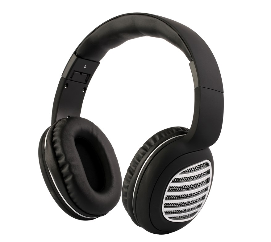 Наушники (гарнитура) HARPER HB-415 Black Беспроводные, проводные / Полноразмерные с микрофоном / Черный / 20 Гц - 20 кГц / 105 дБ / Одностороннее / Bluetooth, Mini-jack / 3.5 мм