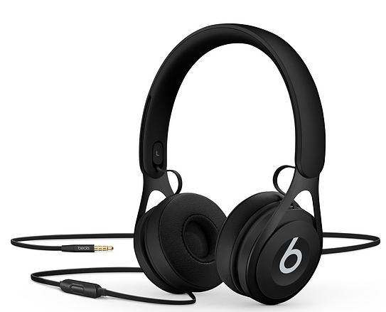 Наушники Beats EP On-Ear Headphones - Black наушники apple beats solo 2 wl красный mh8y2zm a