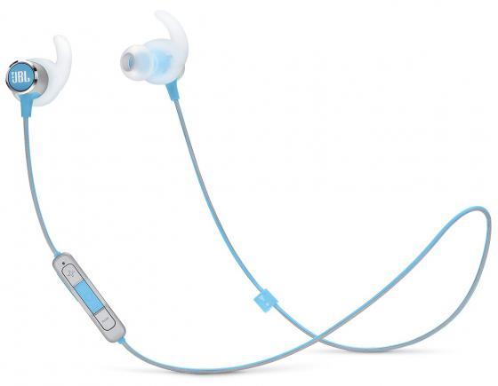 лучшая цена Наушники (гарнитура) JBL Reflect mini 2 Teal Беспроводные / Внутриканальные с микрофоном / Бирюзовый / 10 Гц - 22 кГц / до 10 ч / Bluetooth, Micro-USB