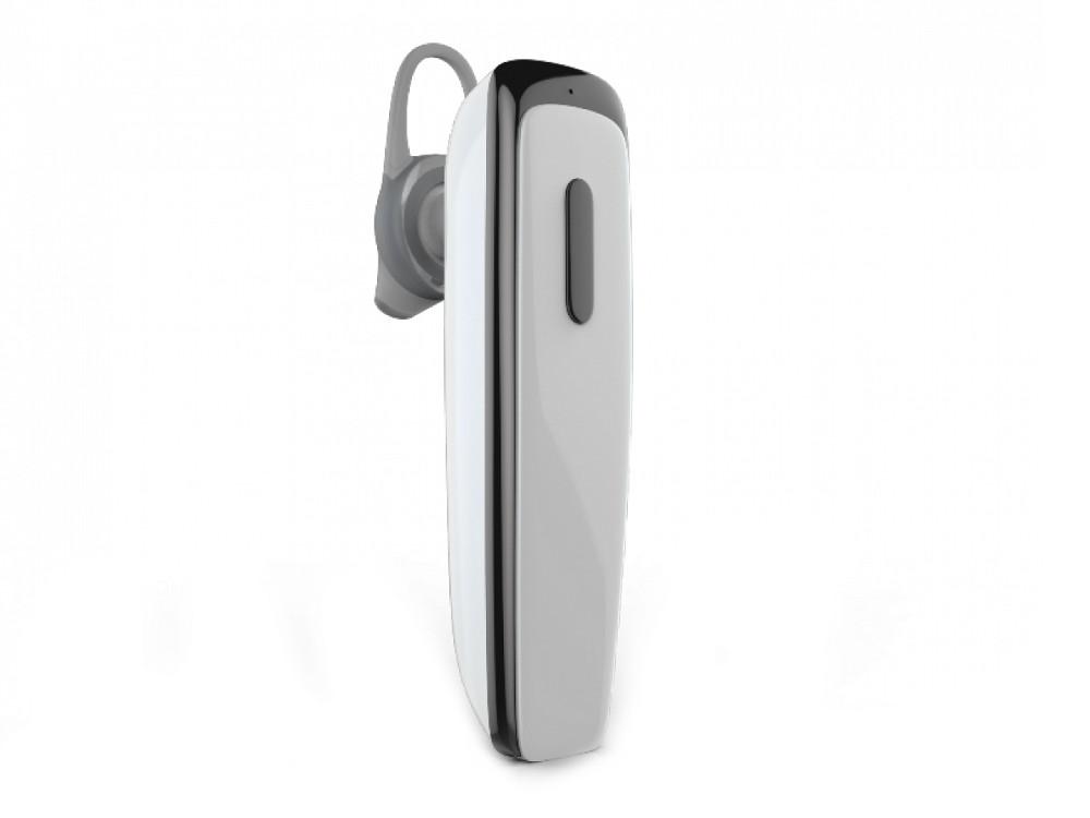 Bluetooth гарнитура HARPER HBT-1707 White Беспроводные / Вкладыши с микрофоном / BlueTooth / до 10 ч / microUSB