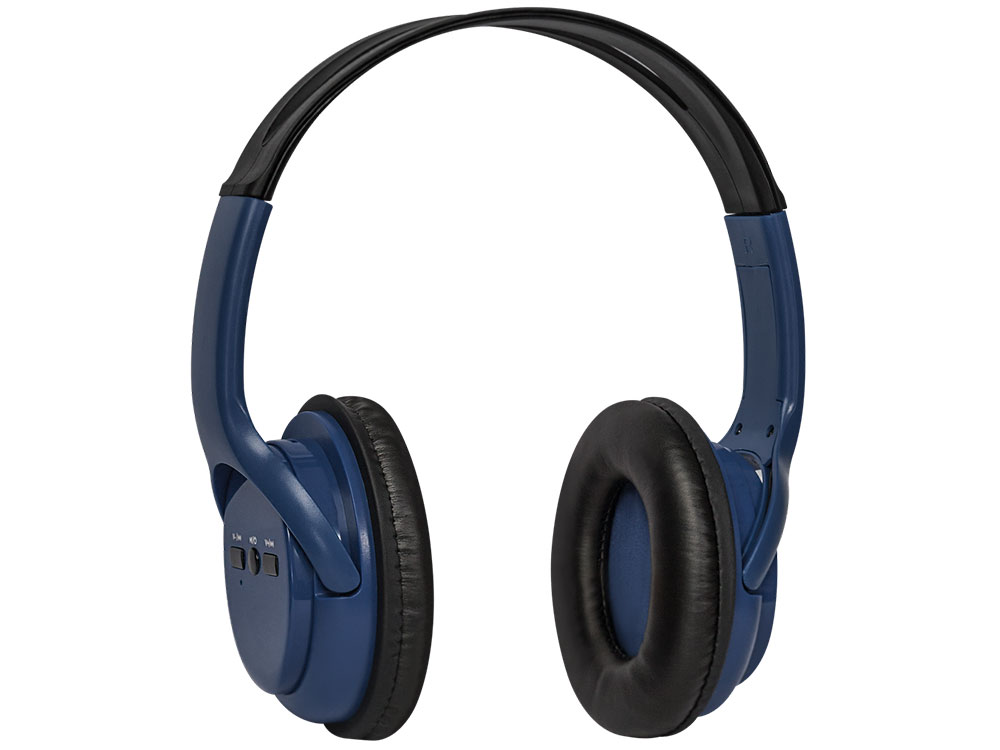 Наушники (гарнитура) Defender FreeMotion B520 Blue Беспроводные, проводные / Полноразмерные с микрофоном / Синий / 20 Гц - 20 кГц / 100 дБ / Одностороннее / до 7 ч / Bluetooth, Micro-USB, Mini-jack / наушники defender comfit 260 blue