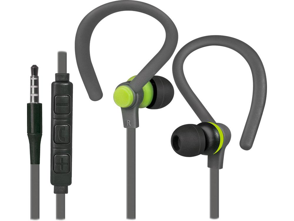 цена на Наушники (гарнитура) Defender OutFit W760 Gray Yellow Проводные / Внутриканальные с микрофоном / Серый-желтый / 20 Гц - 20 кГц / 94 дБ / Двухстороннее / Mini-jack / 3.5 мм