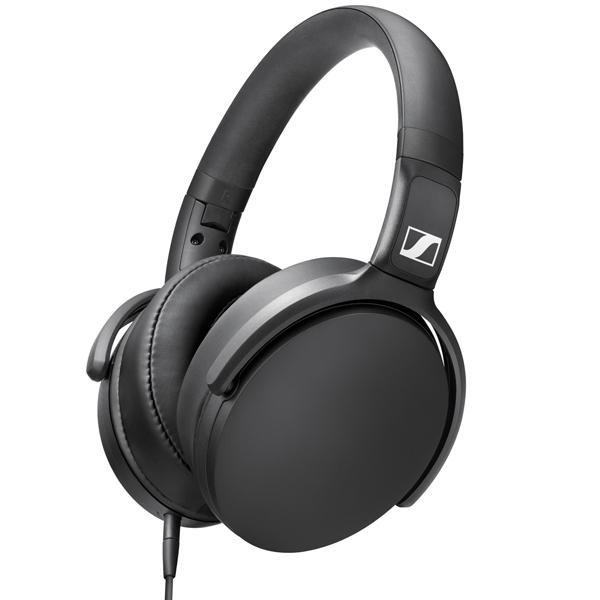 цена на Наушники Sennheiser HD 400S Black Проводные / Полноразмерные с микрофоном / 18 - 20000 Гц / 120 дБ / miniJack 3.5 мм (4 pin)