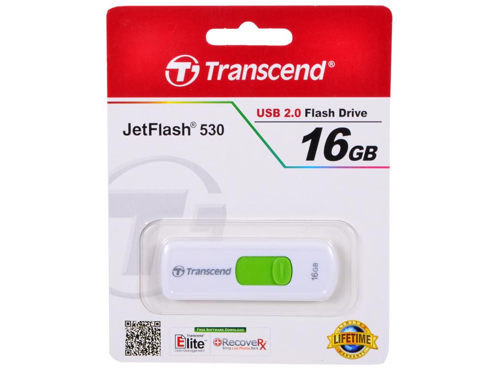 USB флешка Transcend 530 16GB (TS16GJF530) все цены