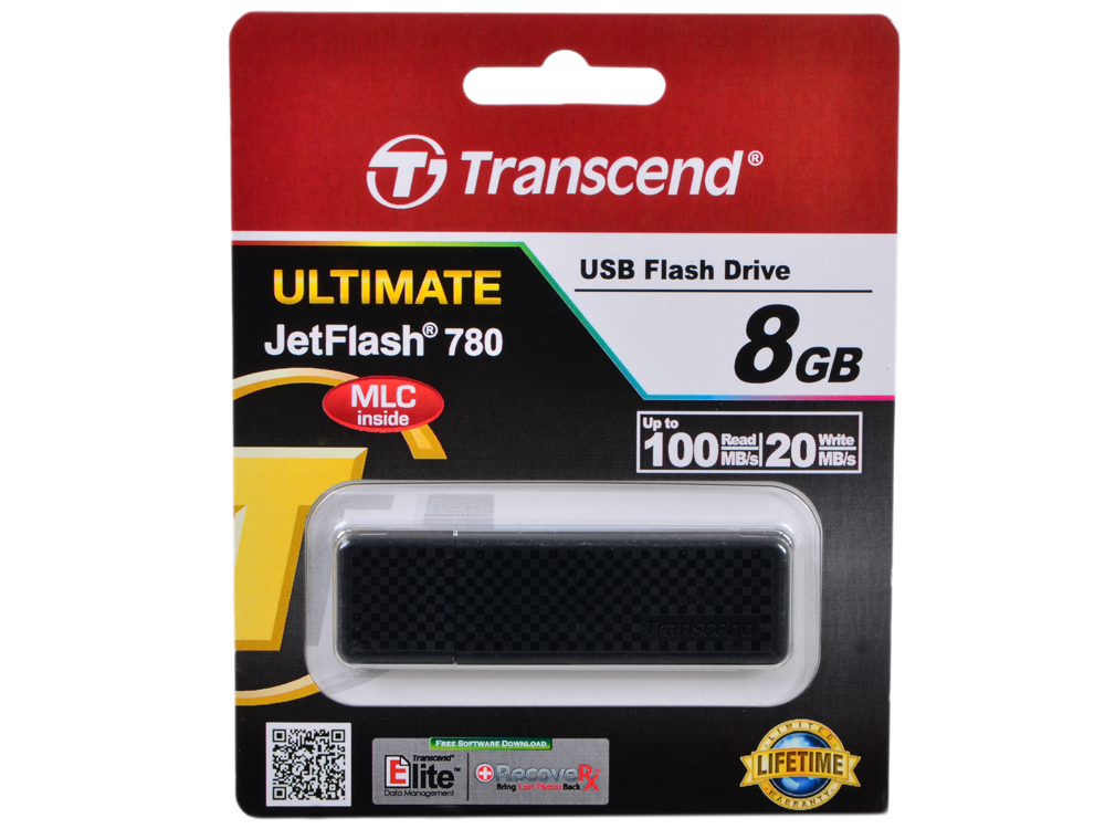 USB флешка Transcend 780 8GB (TS8GJF780) salewa 1130 780