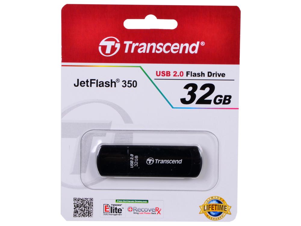 USB флешка Transcend 350 32GB (TS32GJF350) usb флешка сердце