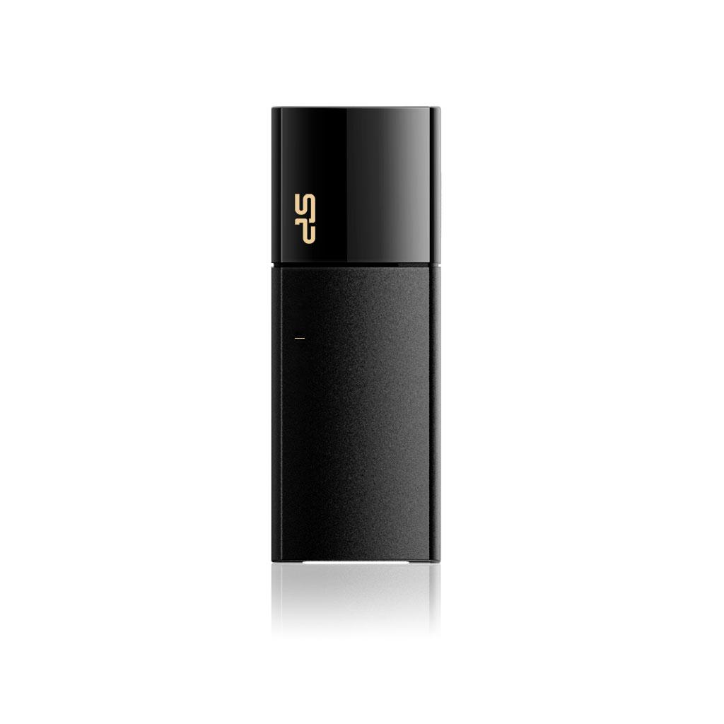 Внешний накопитель 64GB USB Drive Silicon Power Blaze B05 Black (SP064GBUF3B05V1K) USB 3.0 внешний накопитель 4gb usb drive