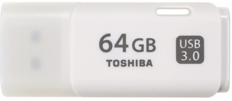 Флешка USB 64Gb Toshiba Hayabusa THN-U301W0640E4 белый