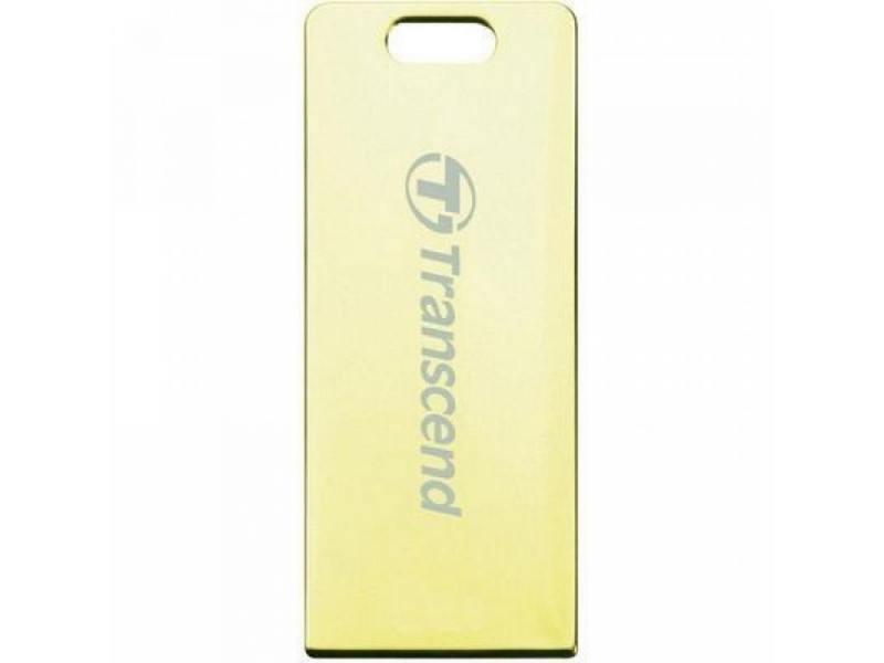 USB флешка Transcend Jetflash T3G 8Gb Gold (TS8GJFT3G) USB 2.0 флешка usb 4gb transcend jetflash 530 ts4gjf530