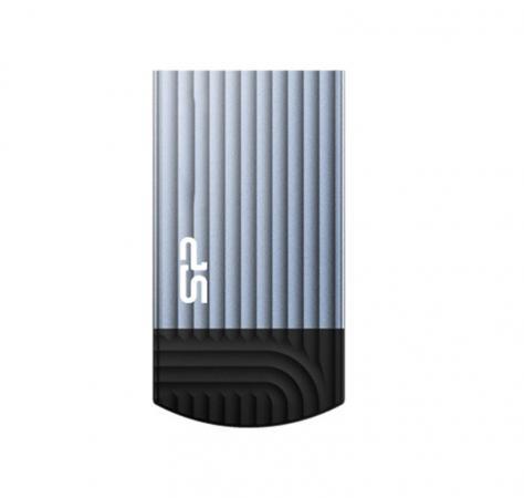 Фото - USB флешка Silicon Power Jewel J20 64Gb Blue (SP064GBUF3J20V1B) USB 3.1 / 90 Мб/с / 40 Мб/с внешний аккумулятор power bank 10000 мач cyberpower cp10000peg белый