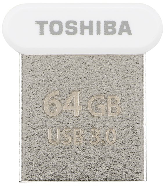 USB флешка Toshiba TransMemory U364 64Gb White (THN-U364W0640E4) USB 3.0 ноутбуки toshiba