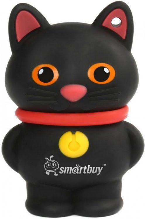 USB флешка Smartbuy Котенок 16Gb Black (SB16GBCatK) 2.0 / 15 Мб/с 5
