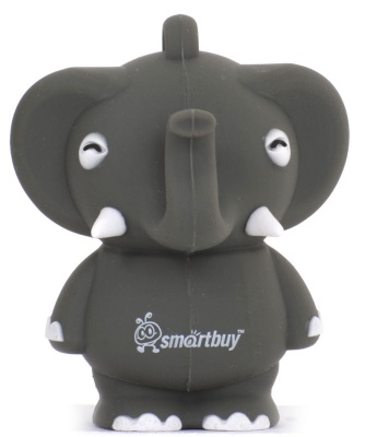 USB флешка Smartbuy Слоник 16Gb Brown (SB16GBElpht G) 2.0