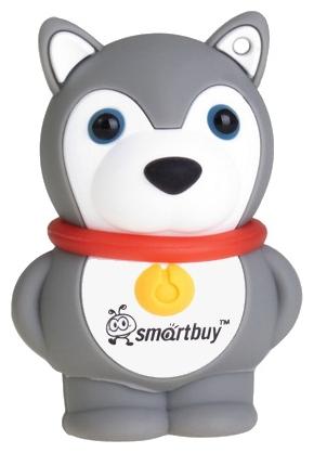USB флешка Smartbuy Собачка 16Gb Brown (SB16GBDgr) 2.0 / 15 Мб/с 5