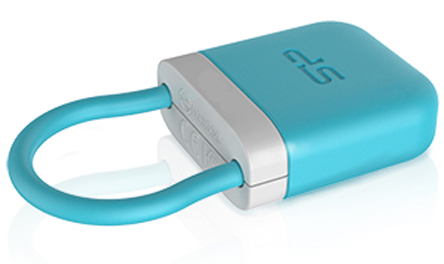 USB флешка Silicon Power Unique 510 16Gb Blue (SP016GBUF2510V1B) 2.0 / 15 Мб/с 5
