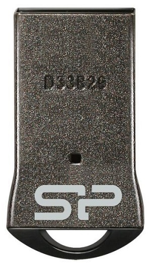 Фото - USB флешка Silicon Power Touch T01 32Gb Black (SP032GBUF2T01V3K) USB 2.0 / 30 Мб/с / 20 Мб/с usb флешка toshiba owari u401 32gb thn u401s0320e4 usb 2 0 20 мб с 11 мб с