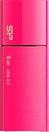 цены USB флешка Silicon Power Blaze B05 8Gb Pink SP008GBUF3B05V1H USB 3.0